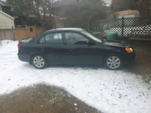 Classic 2003 Honda civic for sale