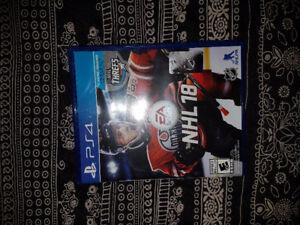 NHL 18 in plastic