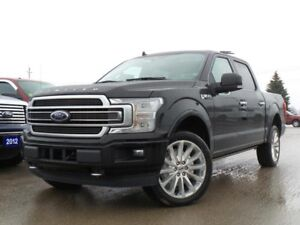2018 Ford F-150 *DEMO* LIMITED 3.5L V6 900A
