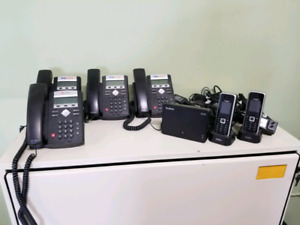 Phone system (VOIP)