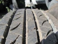 2 only 205/75R14 tires