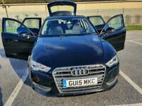2015 Audi A3 TDI SE TECHNIK 5-Door Hatchback Diesel Manual