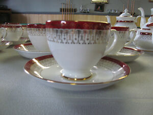 Fine Bone China, made in Englnad