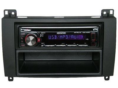USB CD MP3 Autoradio Mercedes Vito W639 ab 2006 Tuner + Blende + Stecker