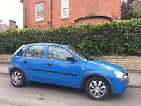 Vauxhall Corsa Confort 1.0 5 Door Full Service History Low Miles. Long MOT