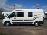 Adria Sunliving Flexo SP Campervan Motorhome