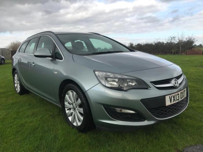 2013 Vauxhall Astra 1.7 CDTi ecoFLEX 16v Tech Line 5dr ...