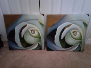 2 Canvas Prints