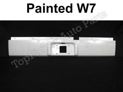 Painted Bright White W7 Roll Pan For 02-08 Dodge Ram 1500 & 03-09 Ram 2500 3500