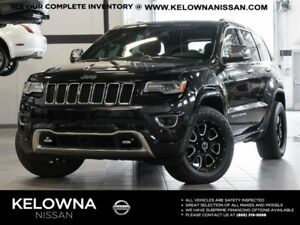 2014 Jeep Grand Cherokee Overland Eco-Diesel