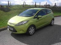 Ford Fiesta 1.25 ( 82ps ) 2009MY Style ONLY 53800 Mls 3 Dr in Green