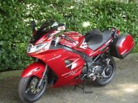 TRIUMPH SPRINT ST 1050 ABS, 2007/07, 36,045 MILES
