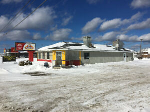 DIXIE LEE KAPUSKASING RESTAURANT FOR SALE! MLS#TM180371