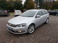 2014 Volkswagen Passat 2.0TDI ( 140ps ) BlueMotion Tech DSG Executive