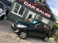 HYUNDAI I10 1.2 (85bhp) SMALL AUTOMATIC VGC 1 PREV OWNER FINANCE PARTX??