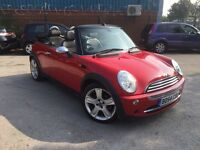 2004/54 MINI COOPER 1.6 CONVERTIBLE # TIDY CAR # BARGAIN GREAT VALUE FOR MONEY