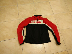 Used mens and womens motorcycle jacket