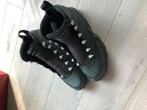 """Used Air Jordan 9 """"anthracite"""" Size 10 Used But Good Condition!!"""