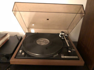 Dual 604 Direct Drive Turntable