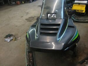 arctic cat sled parts....parted 91 jag 440 AFS...we can ship to