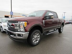 2017 Ford Super Duty F-350 SRW *DEMO* Lariat 6.2L V8 4x4 Gas