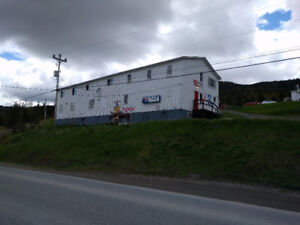 GROS MORNE BUSINESS FOR SALE. TURNKEY OPERATION OR REDEVELOP.