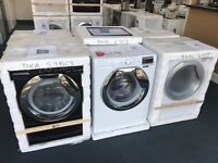 New Ex-display and Graded Appliances Washing Machines, Dryers, Dishwasher, Cooker, Oven, Fridge