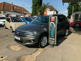 image for 2014 Volkswagen Tiguan 2.0 TDI BlueMotion Tech Match 4WD (s/s) 5dr SUV Diesel Ma