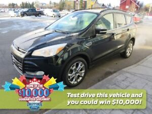 2013 Ford Escape SEL  4WD, 2.0l Ecoboost, with navigation