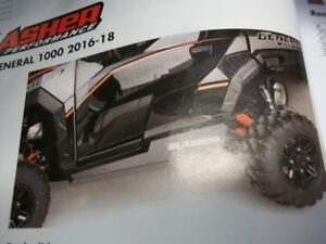 NEW POLARIS GENERAL ROCK SLIDERS  $340.00    WE SHIP