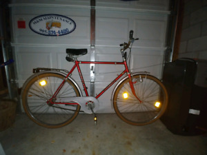 Vintage Kristall Bicycle in fantastic condition