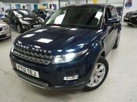 Land Rover Range Rover Evoque SD4 PURE TECH AWD + SVS HIST + NAV + BT + H SEATS