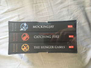 The hunger games (T. 1 à T.3)