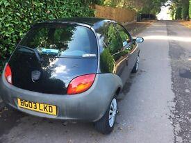 FORd Ka 1.3 y reg ideal first car mot Dec electric windows