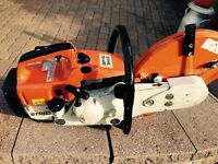 """Stihl TS 400 use12"""" or 14"""" blade, A1 condition (just rebuilt)"""