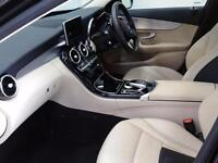 2015 MERCEDES BENZ C CLASS C200 BlueTEC Sport Premium 4dr Auto