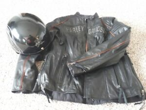 Harley Davidson Ladies Riding Jacket