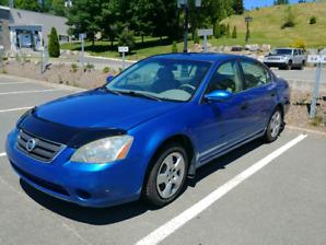 Nissan altima 2004 1150$ nego