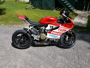 Ducati 1199 Panigale FAIRINGS COMPLETS