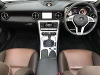2012 12 MERCEDES-BENZ SLK 1.8 SLK200 BLUEEFFICIENCY AMG SPORT 2D AUTO 184 BHP