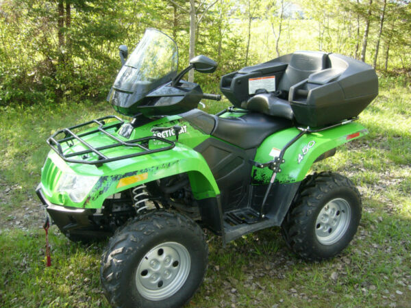Used 2011 Arctic Cat 450 EFI H1