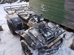 300 suzuki kingquad for sale/ trade