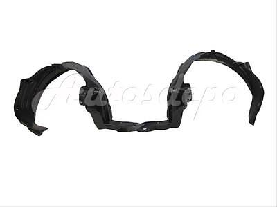 FOR 07 08 ACURA TL TYPE S NAVI BASE FRONT FENDER LINER SET