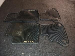 Tapis Volkswagen Jetta 1999 - 2006 Monster Mats