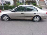 2001 Honda Civic Bicorps