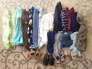 0-3 Month Boy's Clothes