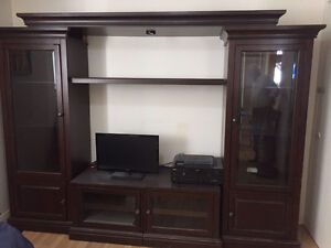 Bedroom set with Mattress and TV Unit and Dishwasher