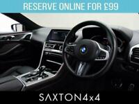 2019 BMW 8 Series 4.4 M850i V8 First Edition Steptronic xDrive (s/s) 2dr Coupe P