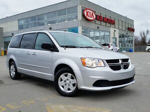 2012 Dodge Grand Caravan SE | DVD | STOW'N'GO