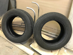Summer Tires/Pnues d'ete 235/65r17